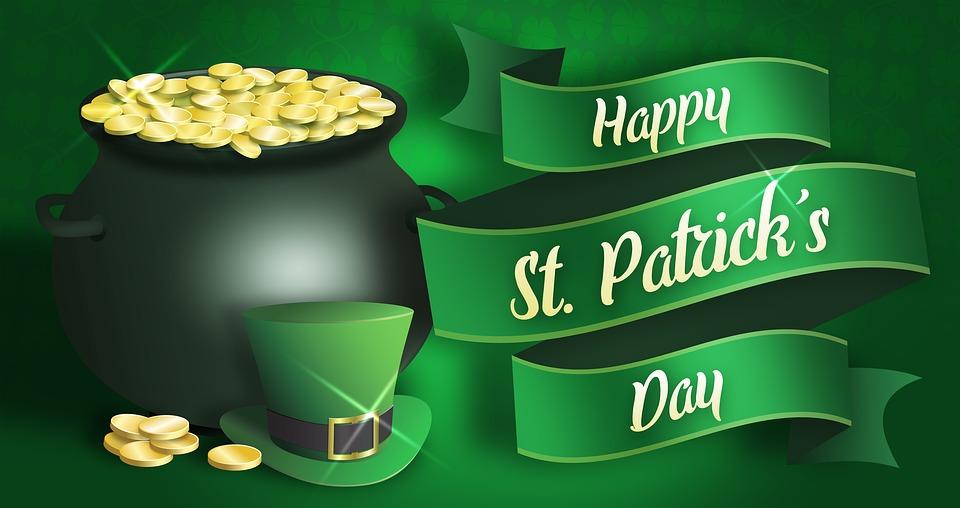 Purple Monkeys vous souhaite une excellente St Patrick !