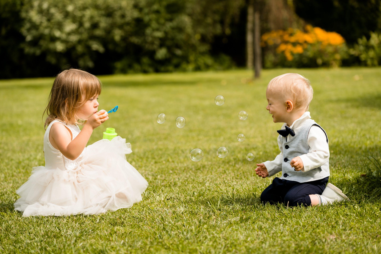 Faites garder vos enfants lors de votre mariage